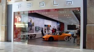 Tesla revamps stores in US, Australia, Europe