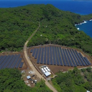 This Island Runs Nearly 100% on Renewable Energy