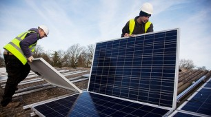 Solar Shines Bright on WA: Emu Downs and Cunderdin plants' Construction Takes Off