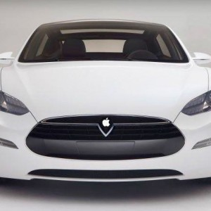 Tesla, Google, Apple giving car manufacturers a run for their money