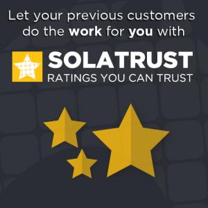 Solatrust—Customer Reviews and Star Ratings