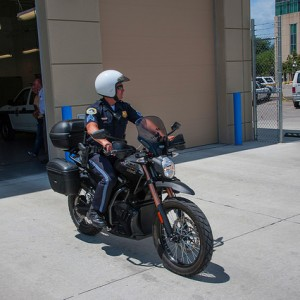 Sacramento Police To Use New Electric Motorcycles