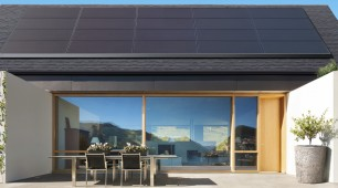 Tesla Unveils New and Exclusive 'Sleek, Low-Profile' Solar Panels