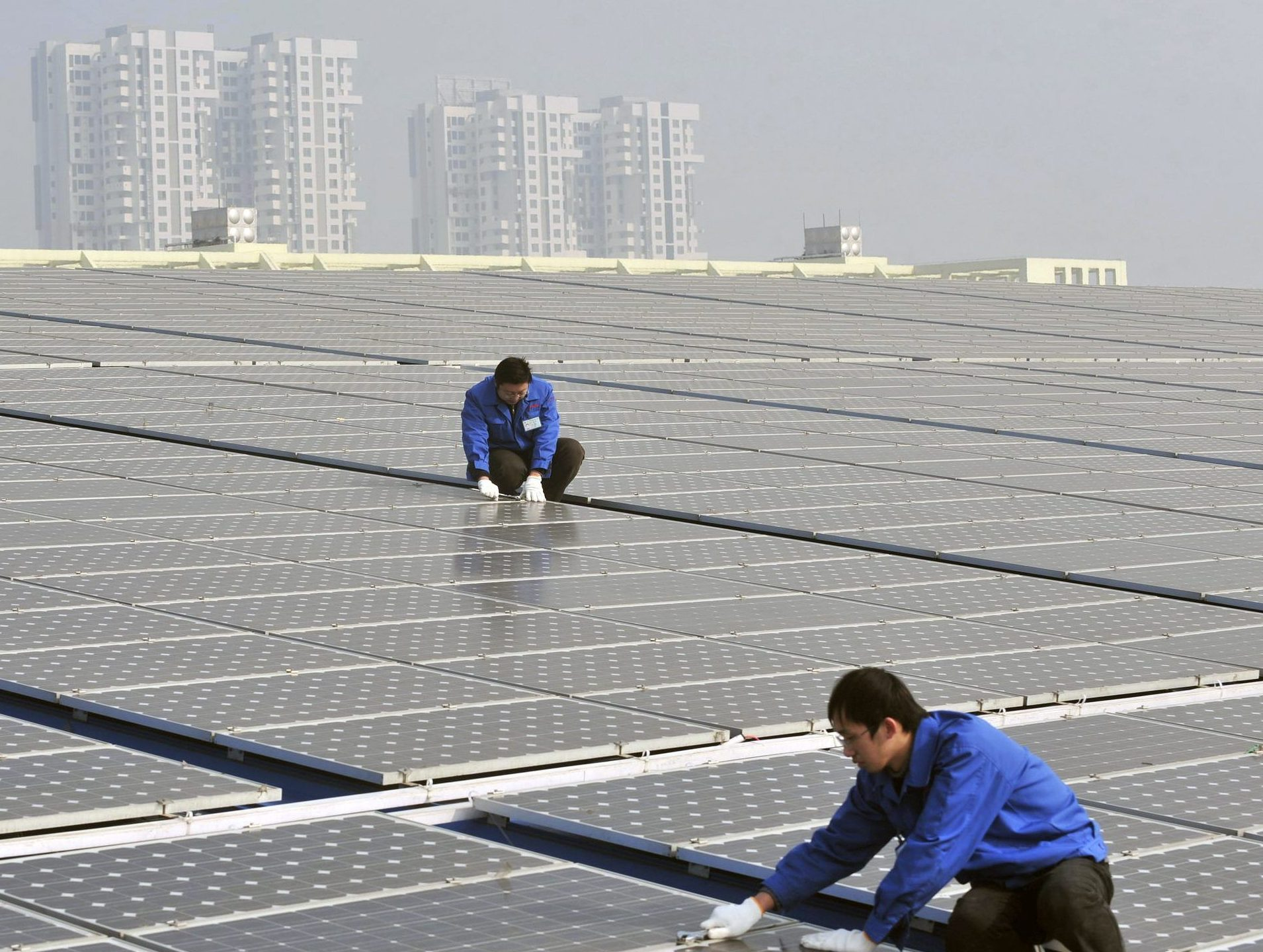 China S 360b Renewable Investment To Combat Air Pollution