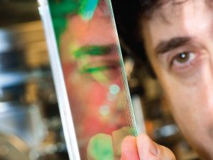 WA Company designs clear solar windows for global market
