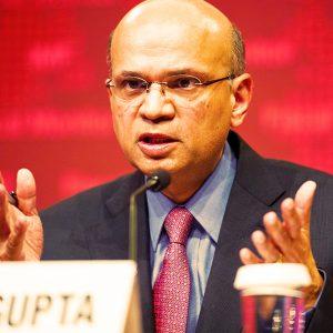Gupta's solar investment: 1GW capacity and battery setup