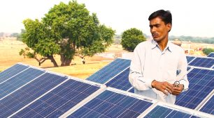 $930 Million Investment into Indian Solar PV