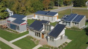 AusNet solar and battery takes street completely off-grid