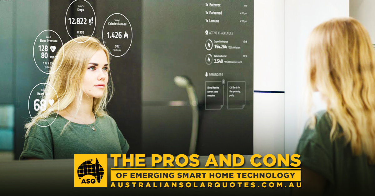 Pros And Cons Of Emerging Smart Home Gadgets And Technology